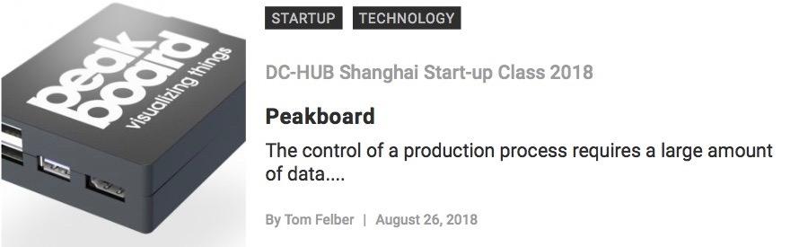 Superior Business | Peakboard