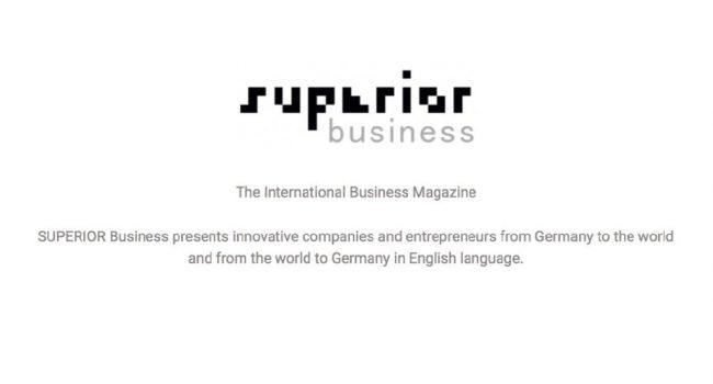Superior Business - The International Business Magazine